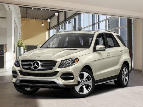 New 2017 Mercedes-Benz GLE GLE 350 AWD 4MATIC®
