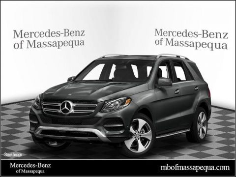 New 2018 Mercedes-Benz GLE 350 AWD
