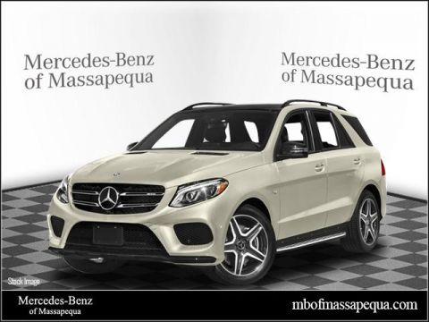 New 2018 Mercedes-Benz GLE 43 AMG® SUV AWD