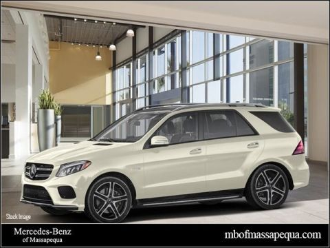 New 2017 Mercedes-Benz GLE 43 AMG® SUV AWD