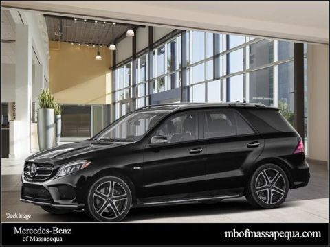 New 2017 Mercedes-Benz GLE 43 AMG® SUV