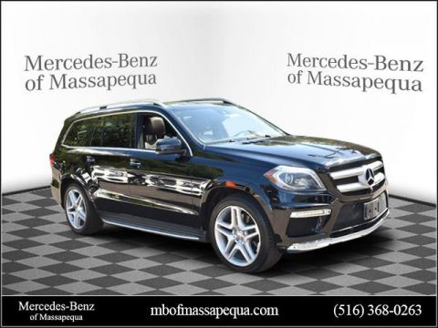 Certified Pre-Owned 2014 Mercedes-Benz GL 550 AWD
