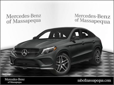 New 2018 Mercedes-Benz GLE 43 AMG® Coupe AWD