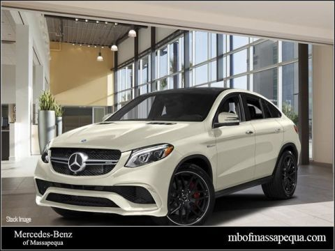 New 2017 Mercedes-Benz GLE GLE 63 S AMG® Coupe