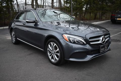 Certified Pre-Owned 2015 Mercedes-Benz C 300 AWD
