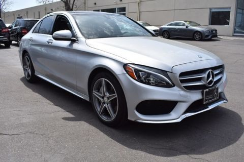Certified Pre-Owned 2015 Mercedes-Benz C 300 Sport AWD