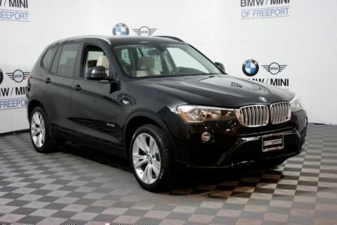 Pre-Owned 2015 BMW X3 xDrive28i With Navigation