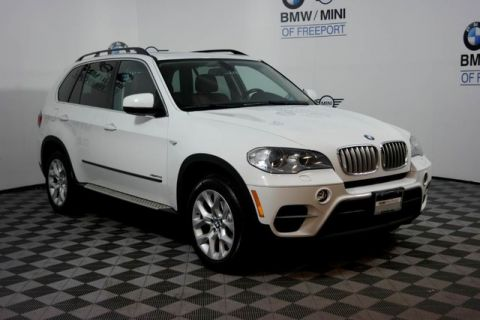 Pre-Owned 2013 BMW X5 xDrive35i Premium AWD