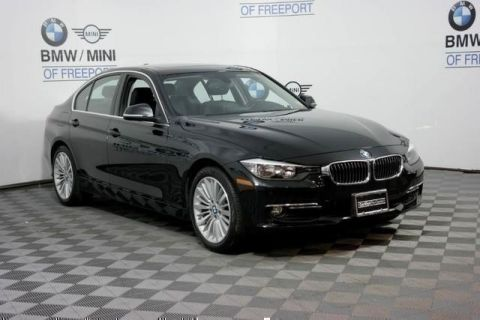 Pre-Owned 2015 BMW 3 Series 328i xDrive With Navigation
