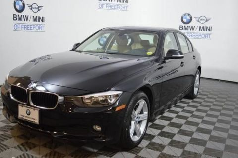Pre-Owned 2015 BMW 3 Series 320i xDrive With Navigation