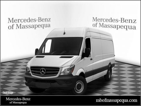 New 2018 Mercedes-Benz Sprinter 2500 Extended Cargo Van