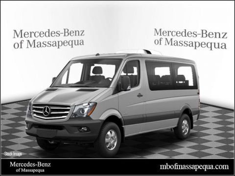 New 2018 Mercedes-Benz Sprinter 2500 Crew Van