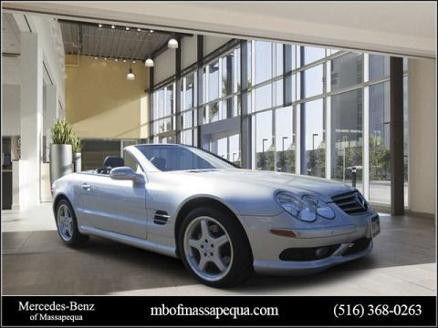 Pre-Owned 2003 Mercedes-Benz SL SL 500
