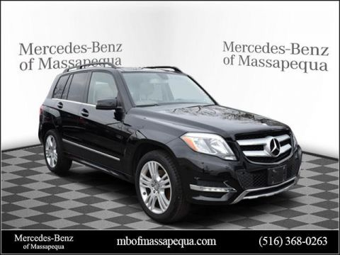 Certified Pre-Owned 2014 Mercedes-Benz GLK 250 AWD