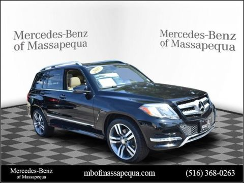 Certified Pre-Owned 2015 Mercedes-Benz GLK 350 AWD