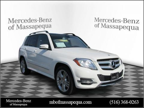 Certified Pre-Owned 2014 Mercedes-Benz GLK 350 AWD