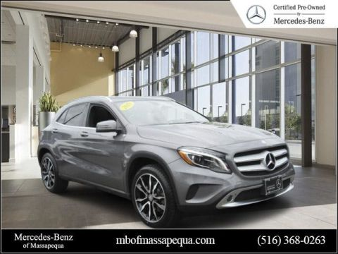 Certified Pre-Owned 2015 Mercedes-Benz GLA GLA 250 AWD 4MATIC®