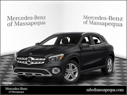 New 2018 Mercedes-Benz GLA 250 AWD