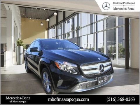 Certified Pre-Owned 2016 Mercedes-Benz GLA GLA 250 AWD 4MATIC®