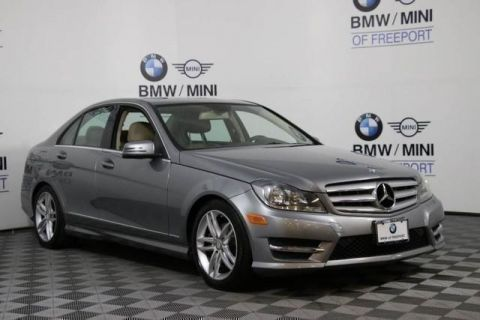 Pre-Owned 2012 Mercedes-Benz C 300 Sport AWD