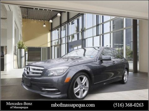 Pre-Owned 2011 Mercedes-Benz C-Class C 300 AWD 4MATIC®