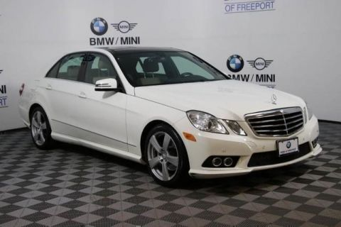 Pre-Owned 2010 Mercedes-Benz E 350 AWD