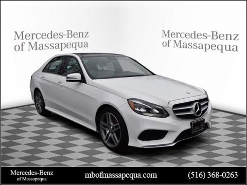 Certified Pre-Owned 2016 Mercedes-Benz E 350 Sport AWD
