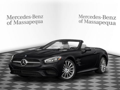 New 2018 Mercedes-Benz SL 550 With Navigation