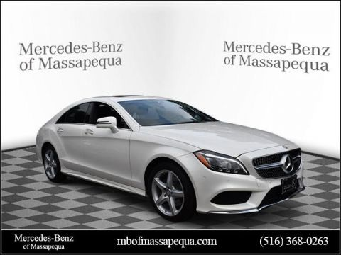 Certified Pre-Owned 2015 Mercedes-Benz CLS 400 AWD