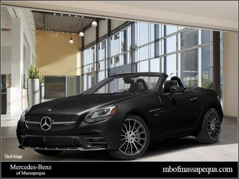 New 2017 Mercedes-Benz SLC 43 AMG® Roadster AWD