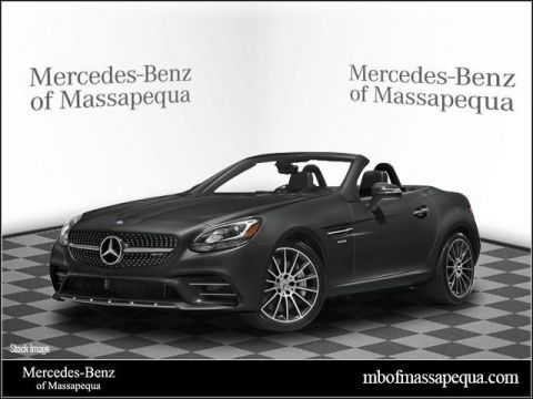 New 2018 Mercedes-Benz SLC 43 AMG® Roadster AWD