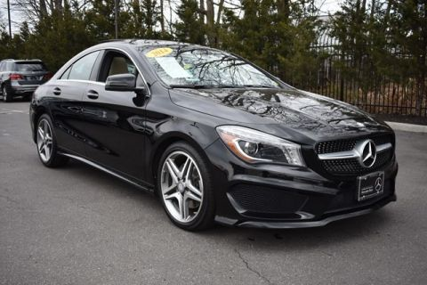 Certified Pre-Owned 2014 Mercedes-Benz CLA 250 Sport AWD