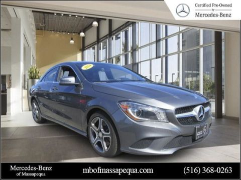 Certified Pre-Owned 2014 Mercedes-Benz CLA CLA 250 AWD 4MATIC®
