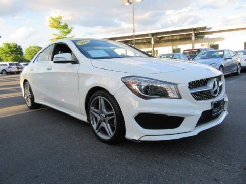 Certified Pre-Owned 2014 Mercedes-Benz CLA CLA 250 Sport AWD 4MATIC®