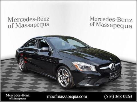 Certified Pre-Owned 2014 Mercedes-Benz CLA 250 AWD