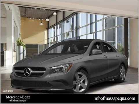 New 2017 Mercedes-Benz CLA 250 AWD