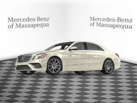 New 2018 Mercedes-Benz S 560 AWD