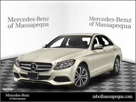 New 2018 Mercedes-Benz C 300 AWD