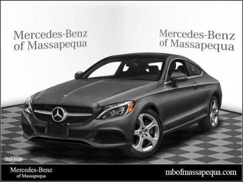 New 2017 Mercedes-Benz C 300 Sport AWD