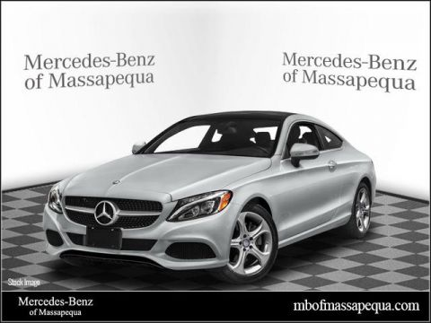 New 2017 Mercedes-Benz C 300 AWD