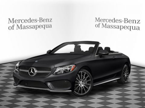 New 2018 Mercedes-Benz C 300 Sport AWD