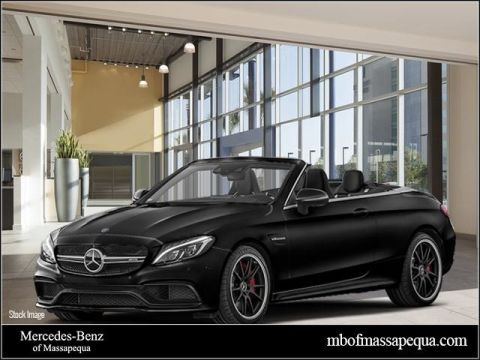 New 2017 Mercedes-Benz C-Class C 63 S AMG® Cabriolet