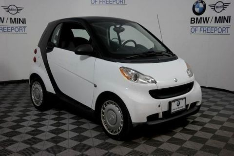 Pre-Owned 2012 smart smart fortwo coupe