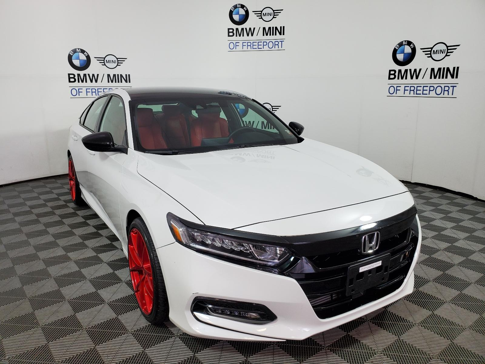 Pre-Owned 2019 Honda Accord Sport 1.5T CVT