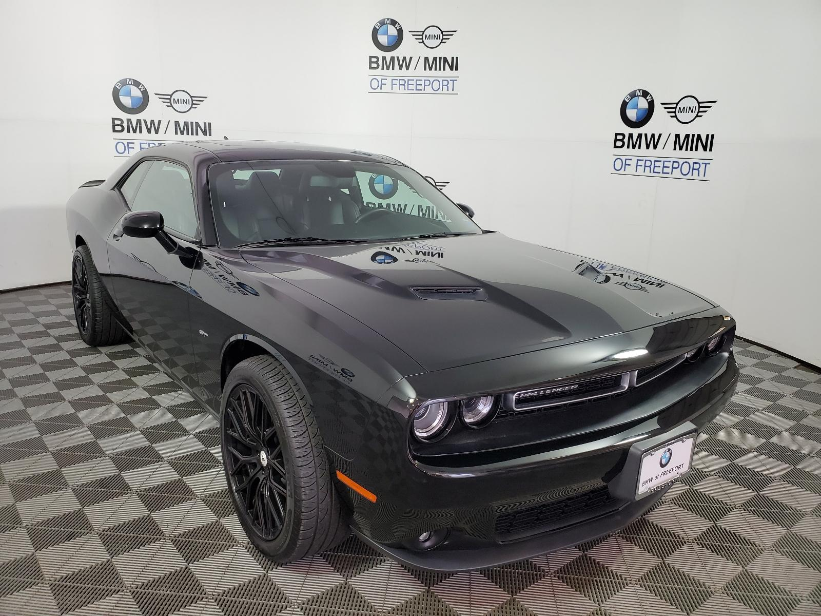 Pre-Owned 2018 Dodge Challenger GT AWD