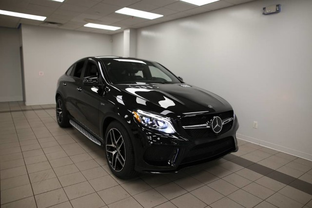New 2019 Mercedes Benz Gle Amg Gle 43 Coupe Coupe In Amityville