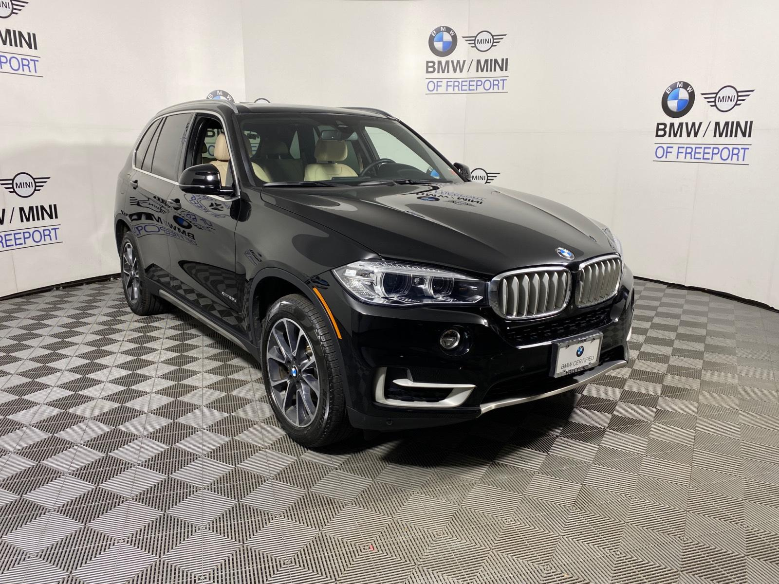 Pre-Owned 2017 BMW X5 xDrive35d Sports Activity Vehicle