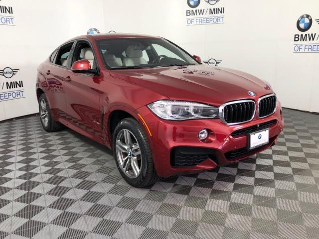 Pre-Owned 2017 BMW X6 xDrive35i Sports Activity Coupe