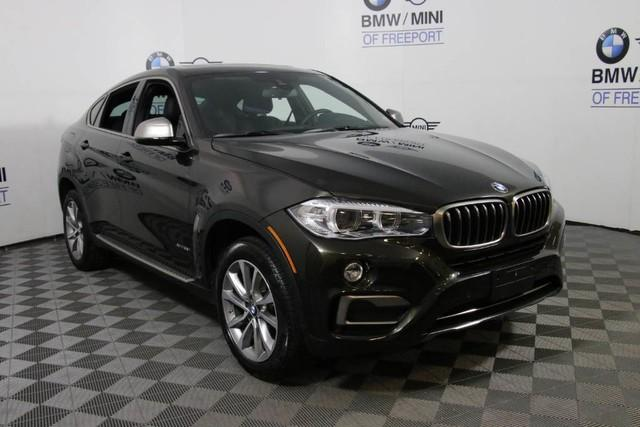 Pre Owned 2019 Bmw X6 Xdrive35i Sports Activity Coupe Awd