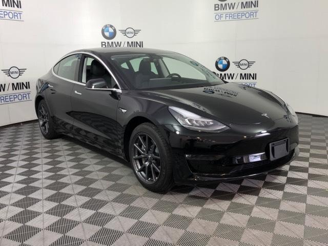 Pre Owned Tesla >> Pre Owned 2019 Tesla Model 3 Long Range Awd Awd